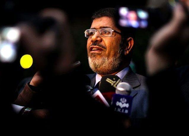 بالصور: من هو الرئيس المصري  المخلوع محمد مرسي