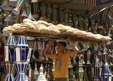 الاضطرابات في مصر يمكن أن تهدد الأمن الغذائي