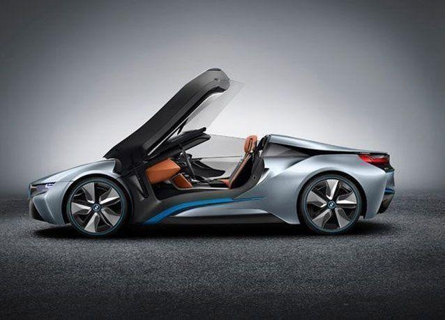 بالصور: بي إم دبليو ستطلق سيارتها الكهربائية I3 في الشرق الأوسط