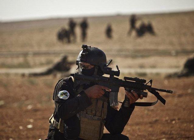 صور من مناورات الأسد المتأهب