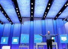 إعادة هيكلة Microsoft بالكامل