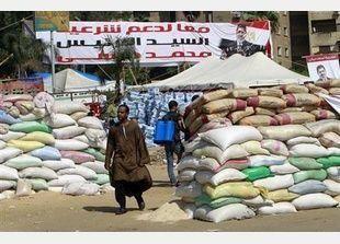 الداخلية المصرية تستبعد اقتحام اعتصام مؤيدي مرسي