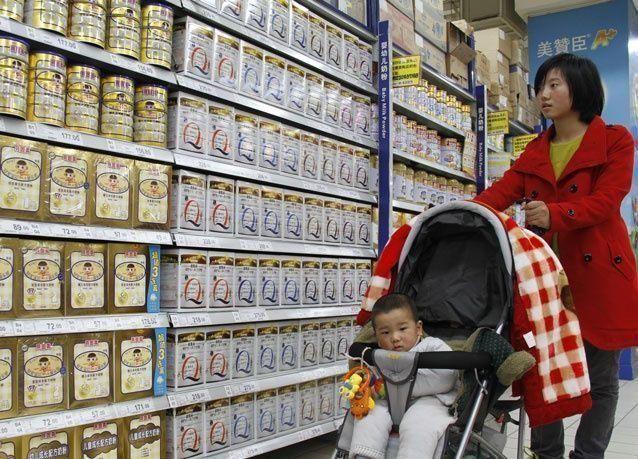 الصين: دانون رشت مستشفيات لترويج حليب الأطفال