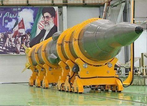 تقرير:ايران لديها موقع صواريخ جديد قد تختبر صواريخ بالستية