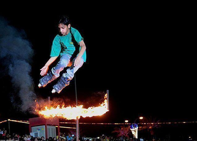احتفالات العيد في الرياض بالصور