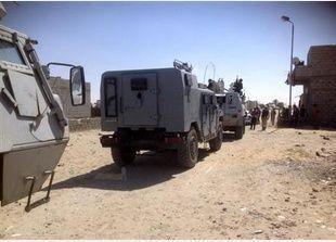 مسلحون يقتلون 25 شرطيا مصريا في كمين بسيناء