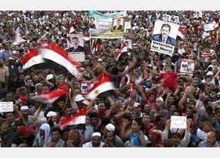 مصر تواصل الحملة في سيناء واستمرار الاحتجاجات