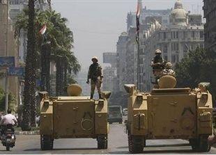 قوات الأمن المصرية تقتحم مدينة يسيطر عليها الإسلاميون غربي القاهرة