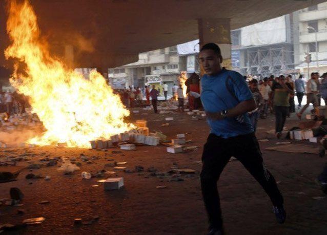 جماعة الاخوان في مصر تواجه احتمال حظرها