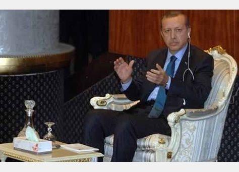"""الدراما التركية """"أسيرة"""" موقف أردوغان تجاه مصر"""