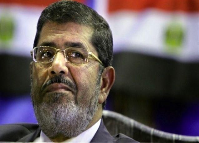 تجديد حبس مرسي 30 يومًا على ذمة التحقيقات ..