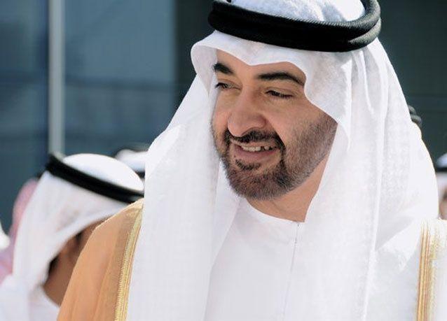 محمد بن زايد يصل القاهرة