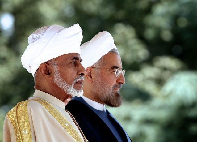 عمان توقع مذكرة تفاهم لاستيراد الغاز الإيراني