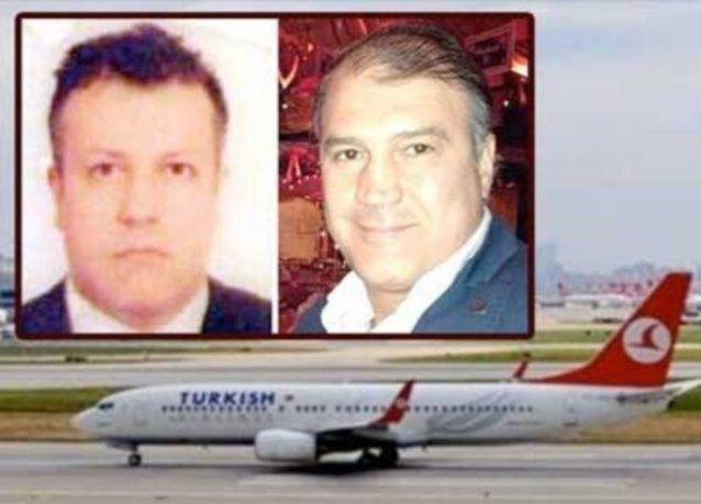 قناة لبنانية تبث تسجيلا صوتيا للطيارين التركيين المخطوفين
