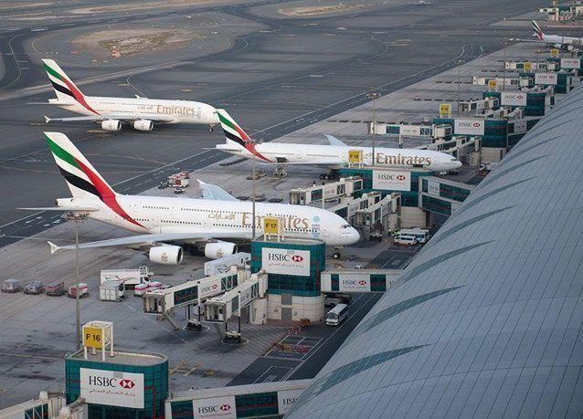 الإمارات: حظر استخدام الأجواء السورية للناقلات الجوية الوطنية