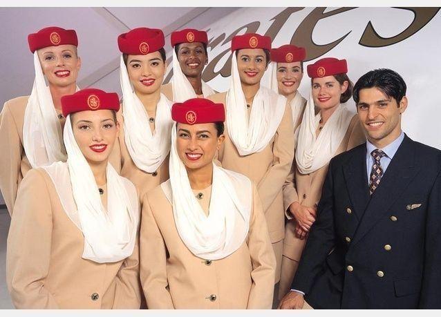 بالصور: جوائز أفضل طواقم خطوط الطيران العربية