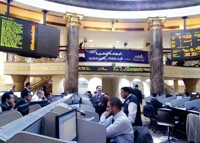 بورصة مصر تربح 3.1 مليار جنيه..ومؤشرها يخترق حاجز الـ5600 نقطة