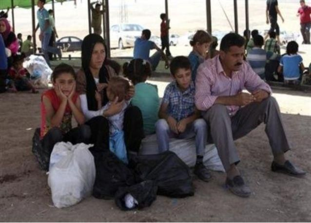 أكراد عراقيون يطلبون 50 مليون دولار من شركات النفط من أجل اللاجئين السوريين