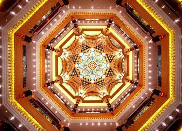"""صور من معرض """"إكسبو"""" العالمي في قصر الإمارات"""