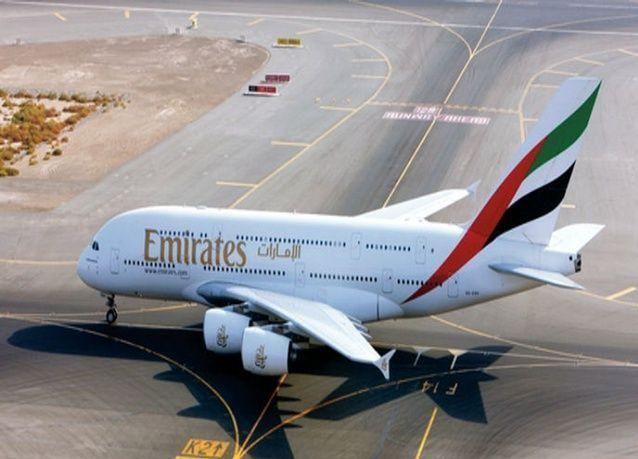 طيران الإمارات الأولى في الشرق الأوسط