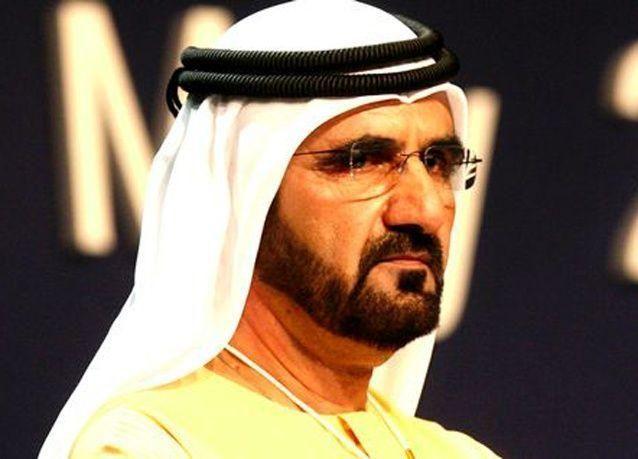 """انضمام سلطان بن طحنون آل نهيان وخالد الغيث إلى """"تحضيرية إكسبو الدولي 2020"""""""