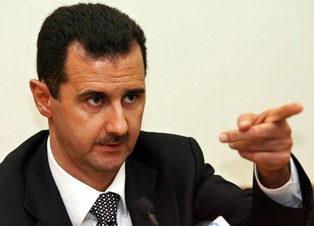 """الأسد: الدول الغربية ستدفع ثمن دعمها """"للإرهاب"""""""