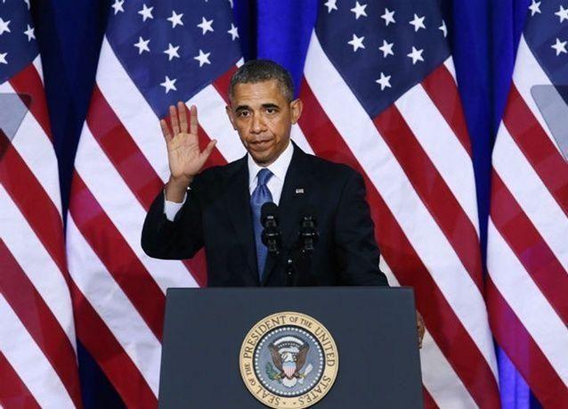 اوباما يقترح ميزانية لعام 2015 قيمتها 3.9 تريليون دولار مع عجز 564 مليار دولار
