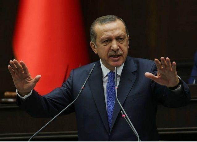 إردوغان يدعو الشعب للخروج إلى الشوارع للرد على محاولة الانقلاب
