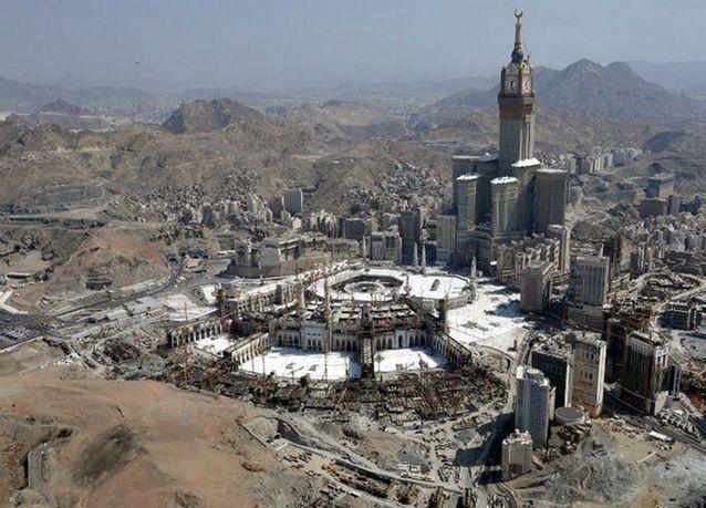 132 مليار ريال تمويل لـ 1250 مصنعًا في مكة المكرمة