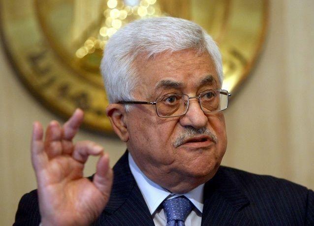 حكومة التوافق الفلسطينية تؤدي اليمين أمام عباس