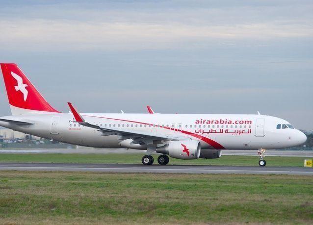 """""""العربية للطيران"""" تطلق رحلاتها المباشرة إلى """"الجوف"""" السعودية"""
