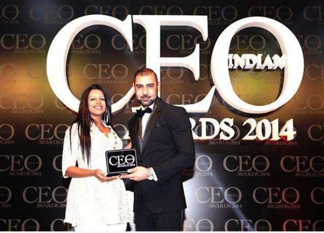 جوائز أريبيان بزنس لأفضل الرؤساء التنفيذيين الهنود 2014