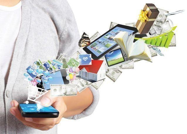 المول الافتراضي: مستقبل تجارة التجزئة