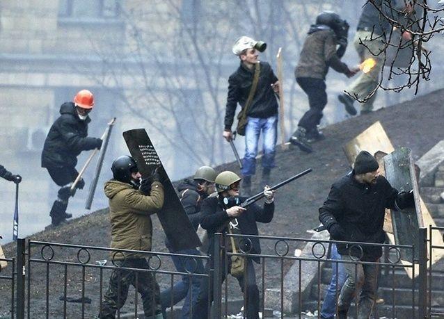 وثيقة مسربة تظهر أن الرئيس الأوكراني المخلوع خطط لحملة عنيفة لقمع المحتجين
