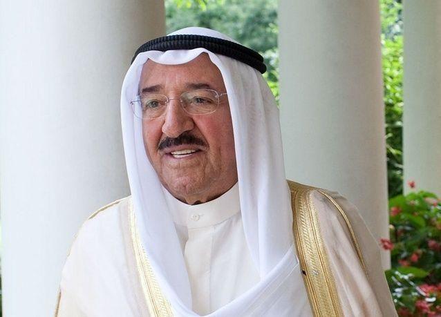 أمير الكويت : نحن مطالبون بالترشيد وخفض بنود الميزانية في ظل هبوط أسعار النفط