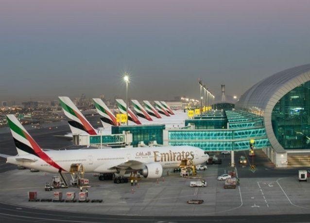 مطار دبي يتصدر مطارات العالم بـ 78 مليون راكب دولي