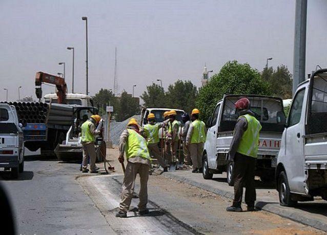 السعودية: منع العمل تحت أشعة الشمس بدءاً من منتصف يونيو إلى سبتمبر