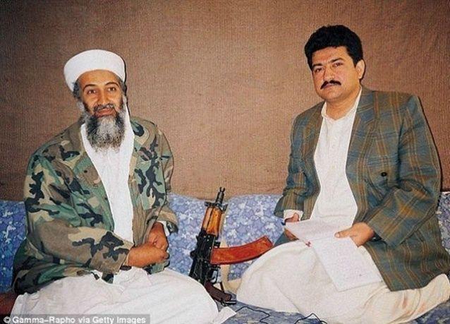 بالصور: بندقية بن لادن تتوسط متحف الإستخبارات الأمريكية