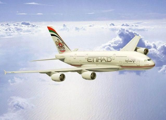 الاتحاد للطيران تضيف 6 وجهات جديدة في النصف الأول من 2015