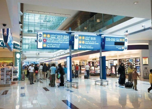 دبي: إلغاء نقطة المغادرة في مطار دبي 3 لتسريع حركة المسافرين