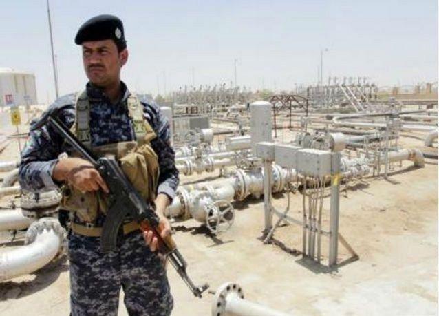 صعود النفط الأمريكي بفعل اضطرابات العراق