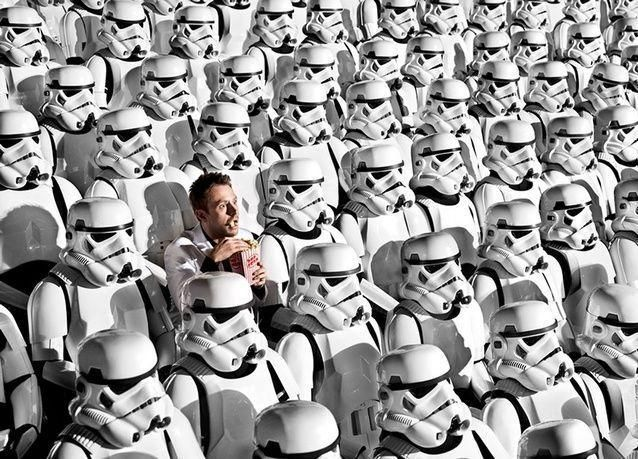 بالصور والأرقام: أفلام حرب النجوم الشهيرة