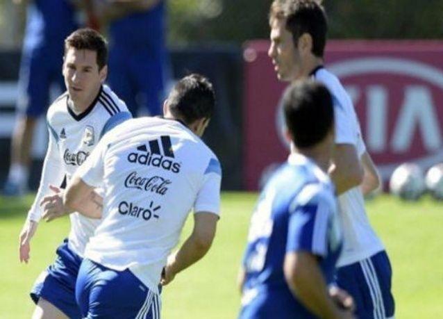 الأرجنتين في مهمة سهلة أمام منتخب إيران