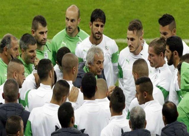 منتخب الجزائر يسعى إلى الفوز على كوريا الجنوبية لإبقاء حظوظه في التأهل