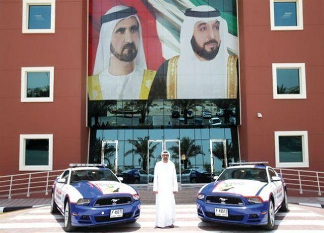 إسعاف دبي تدخل السيارات الرياضية للخدمات التي تقدمها