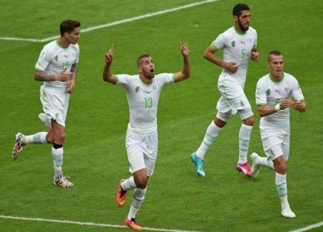 الجزائر تطمح أن تحقق الحلم أمام روسيا اليوم