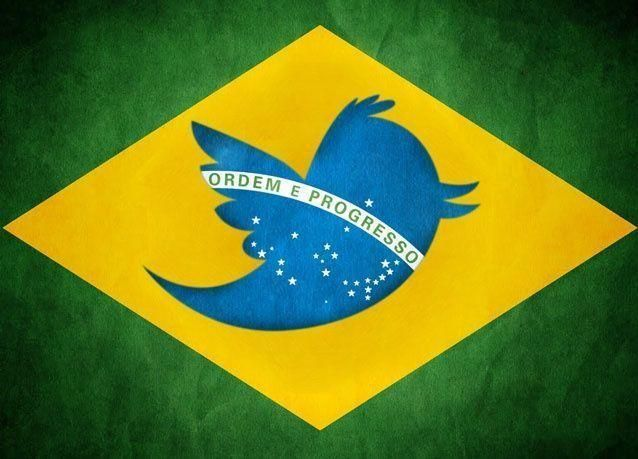 بعد فور البرازيل.. تويتر يسجل رقما قياسيا