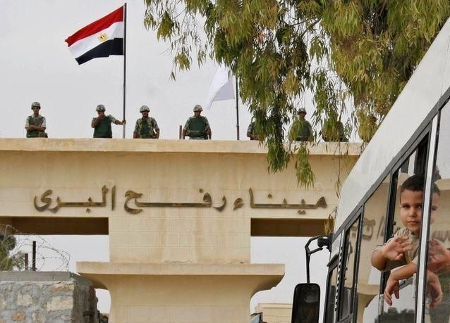 مصر تفتح معبر رفح لاستقبال الجرحى