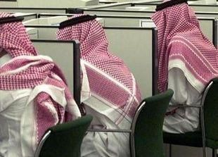 """غرامات مالية كبيرة  لتشغيل وافدين في مهن """"السعوديين"""""""