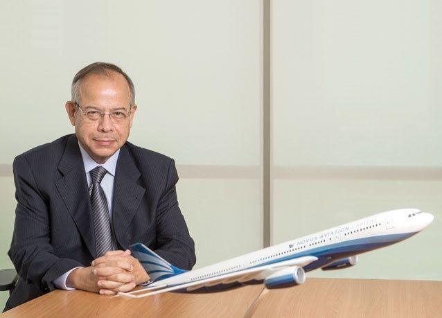 صفوان كزبري: إختصاص تمويل طائرات